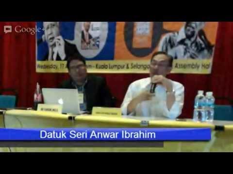 Memanifestasikan Harapan Rakyat:Satu Perbualan bersama Dato' Sri Najib Tun Razak dan Datuk Seri Anw