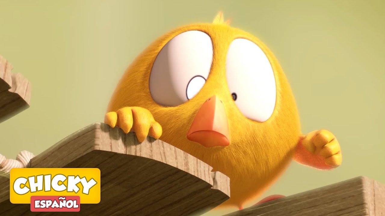 ¿Dónde está Chicky? 2020 | EL PUENTE PELIGROSO | Dibujos Animados Para Niños