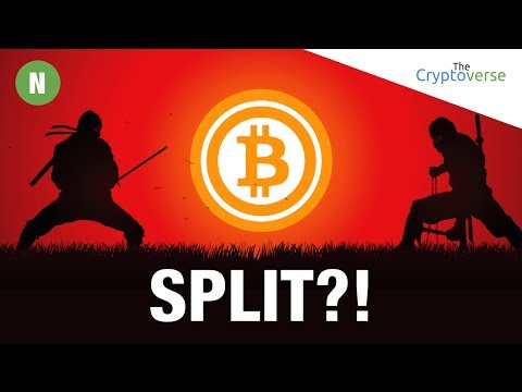Bitcoin Fork Split Update / 150,000 ETH Stolen From ICO / Instant Coffee With Dash (The Cryptoverse)