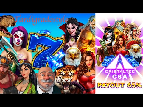 Slot da Bar - Cristaltec 2020 - Payout 65%