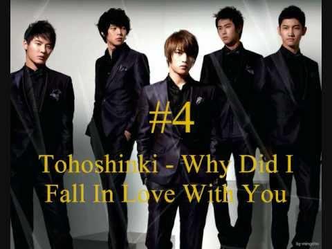 ✰ Top 5 Japanese Songs ✰