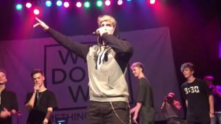 The Fall of Jake Paul Live Performance  Logan Paul Feat  Why Dont We
