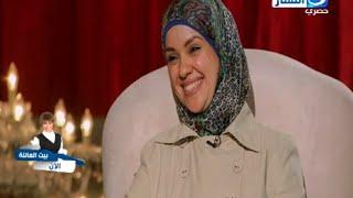 بالفيديو.. سامح حسين وزوجته ضيفا ماما نجوى فى برنامج «بيت العائلة»
