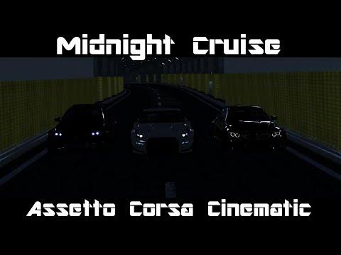 Midnight Cruise (Assetto Corsa Cinematic)