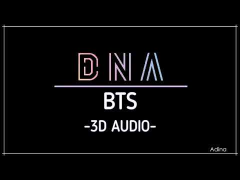 DNA - BTS (3D Audio)