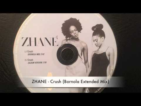 ZHANE - Crush (Bornola Extended Remix)