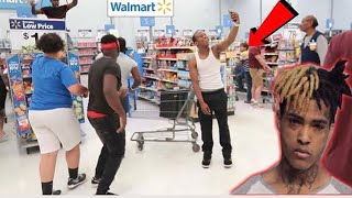 Gambar cover Blasting XXXTentacion Look at me in Walmart (Tribute to X rip)