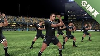 Jonah Lomu Rugby Challenge | Review | Ginx