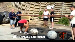 Definition352 Strongman Workshops - Group 1 - Clash of the Rookies