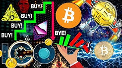 "2019 Will be MASSIVE for Bitcoin! Will Altcoins Survive? How VC ""Cartels"" Destroyed Crypto in 2018"