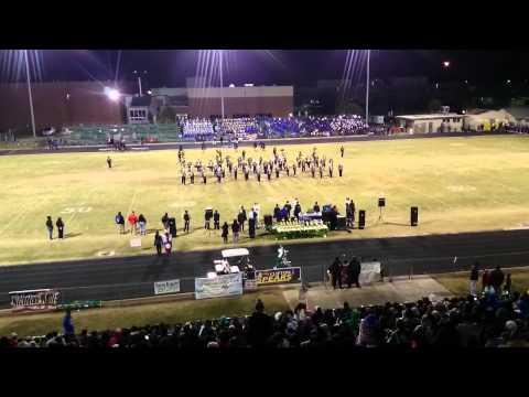 Natchez High School Fieldshow 11/1/14