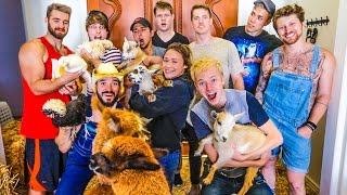 TURNED HOUSE INTO PETTING ZOO PRANK w/ Scotty Sire thumbnail