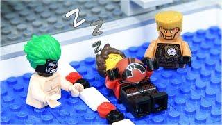 Lego Swimming Pool Ninja Go FROZEN Pool to Sleeping
