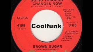 Brown Sugar - I