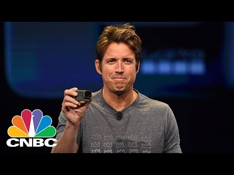 GoPro CEO Nick Woodman: We Are Executing A Turnaround | CNBC
