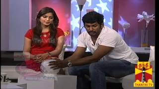 NATPUDAN APSARA - Vishal & Sanchita Shetty EP13, seg-2 Thanthi TV