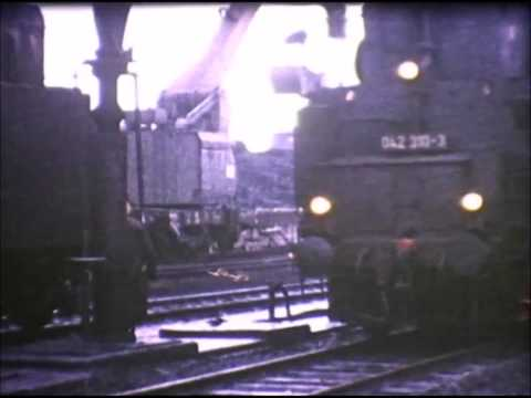 Rheine steam 1974