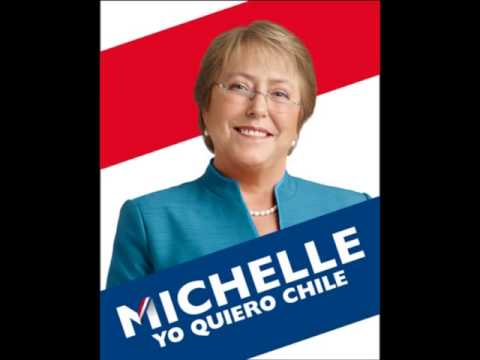 "Jingle ""Chile de todos, todos con Michelle"". Campaña Michelle Bachelet 2013."