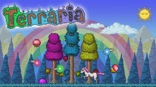 Terraria # 16 - plötzlich sind wir im dschungel - let's play terraria (deutsch/hd+)