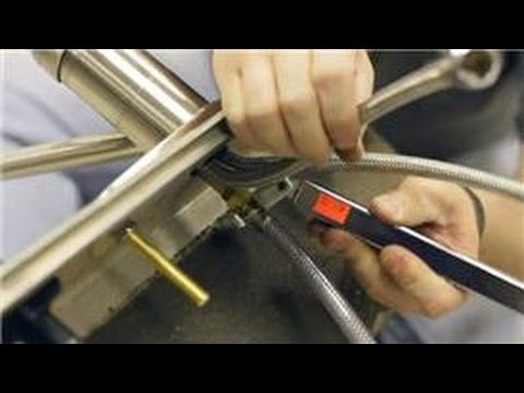 Kitchen Sink Faucets How To Repair Kitchen Spray Hoses Youtube