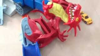 Dragon blast by Srujal