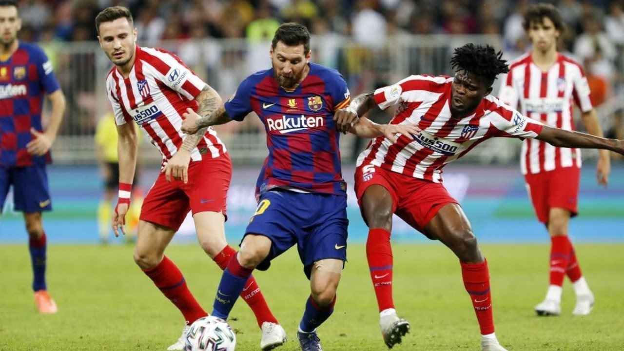 How to watch Barcelona vs. Atletico Madrid: Live stream La Liga ...