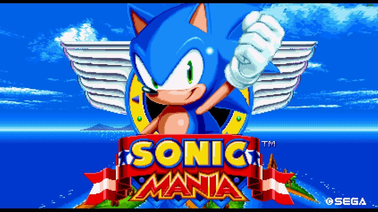 Sonic Mania - [Mod Showcase] - Modern Sonic v1 2 By Jerry Horton