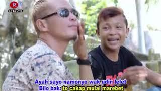 Wak Udin Lelet - Wak Udin Feat Dito Coded
