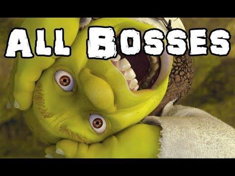 Download Shrek 2 All Bosses | Boss Fights   (PC)