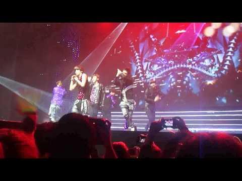EXO K - HISTORY (@MBC KPOP FESTIVAL LONDON)