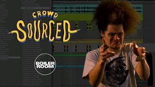 Oshi makes beats from sounds you send in Boiler Room &#39Crowdsourced&#39