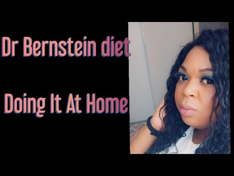 Dr Bernstein Diet| My Weight Loss Journey| Doing It At Home