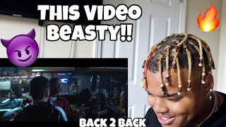 Young Dolph, Key Glock - Back to Back REACTION | JessieT Tv