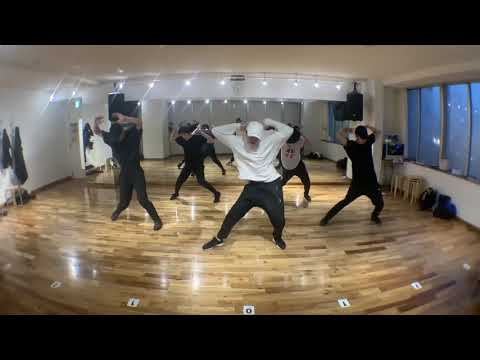 KEVIN - FREEDOM (Dance Practice)