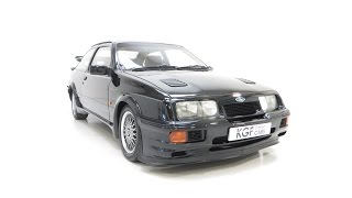 The Holy Grail, a Ford Sierra RS500 Cosworth with only 40,057 Miles - SOLD!