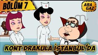 Ara Gaz Çizgi Film - Kont Drakula İstanbul