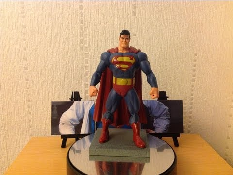 Superman From New Dark Knight Returns 4 pack