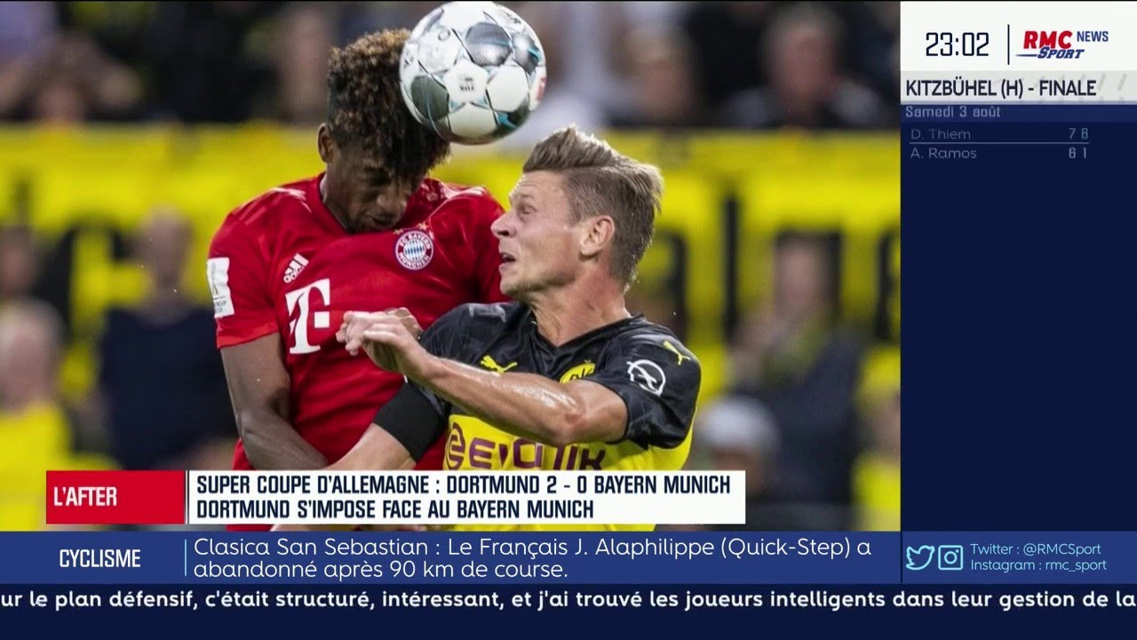 Dortmund Bayern AnstoГџ