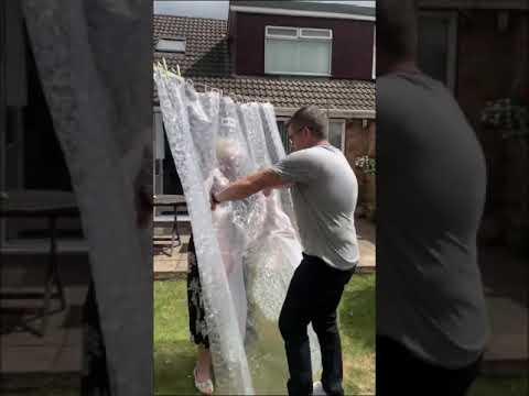 Corona Cuddle Curtain