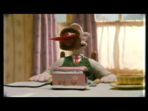 Wallace and Gromit - The Wrong Trousers - Jam Fling thumbnail