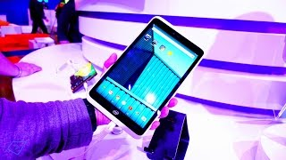 Intel ATOM X7 Referenz-Tablet Hands-On (Deutsch)