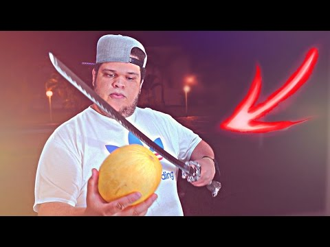 REAL FRUIT NINJA 🍌 ‹ AMENIC ›