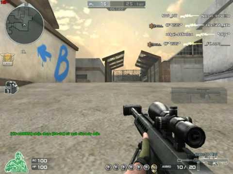 Sniper CF l Barrett M99 - ĐĐơn l cái kết đắng