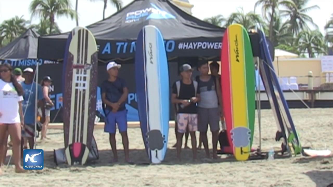 Empieza la quinta edición del Surf Open Acapulco 2017