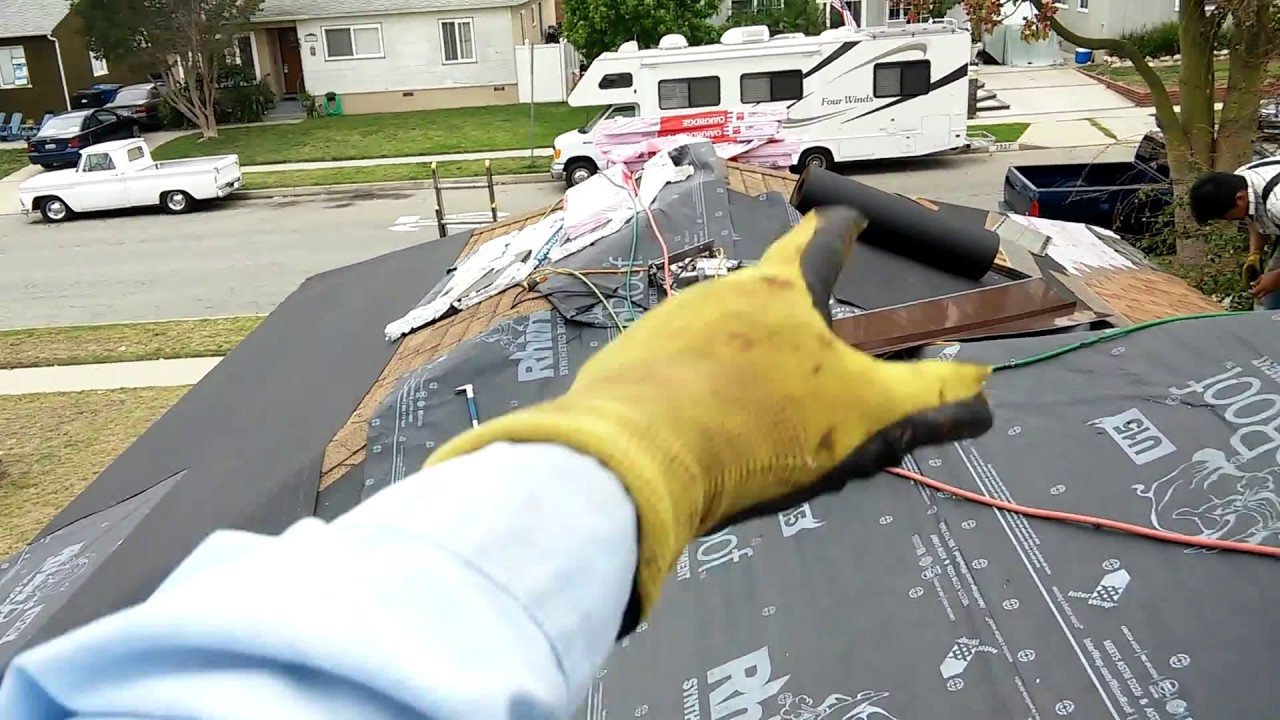 Proper Way To Install A Second Layer Of Roof Over Existing