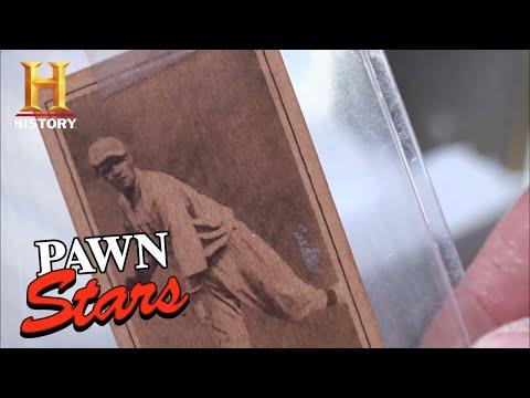 Pawn Stars: 1915 Babe Ruth Baseball Card (Season 7) | History