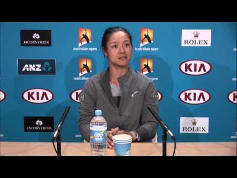 Li Na press conference - 2014 Australian Open