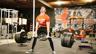 Surrounded by Strength - Deadlift PR