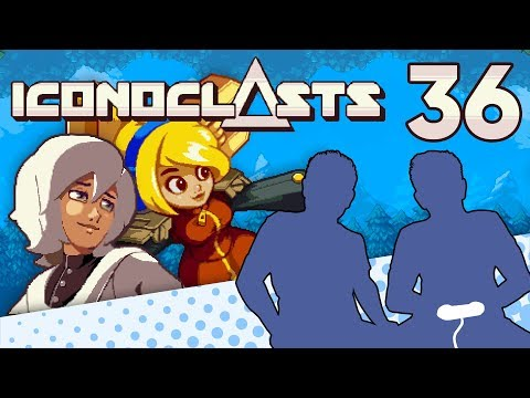Iconoclasts - PART 36 - Charge It! - Let's Game It Out |