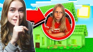 5 PRANKÓW na MŁODSZEJ SIOSTRZE w Minecraft! *wkurzyła się*